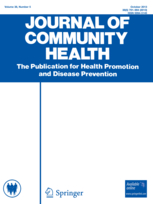 Journal of Community Health Publication